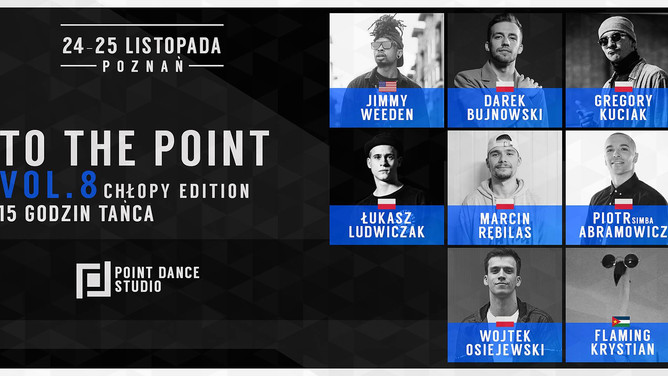 ■ To The Point vol. 8 ■
