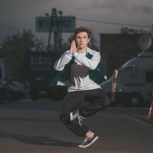 "Piotrek ""Pi"" Kaczmarek hip - hop dance"