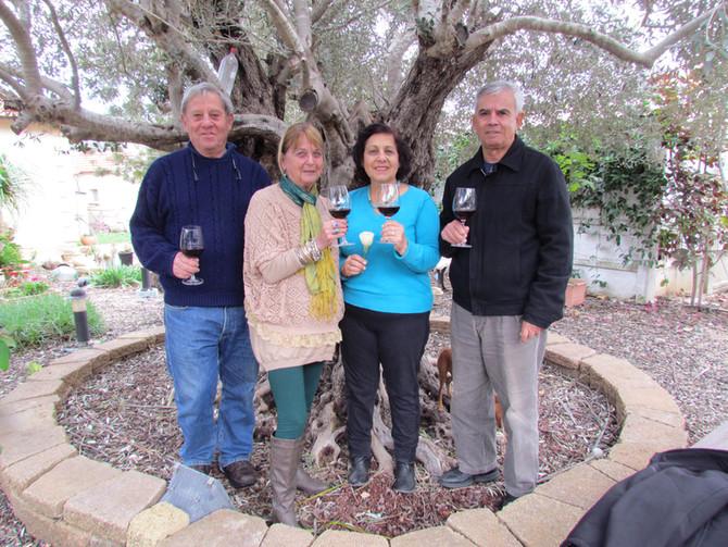 יינות יקב אלונה בציר 2012