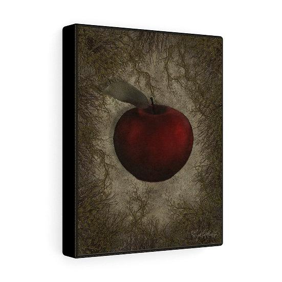 "Gothic Graffiti™ ""Fairytale Apple"" on Canvas"