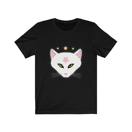 Gothic Graffiti™ Mystic Cat T-shirt