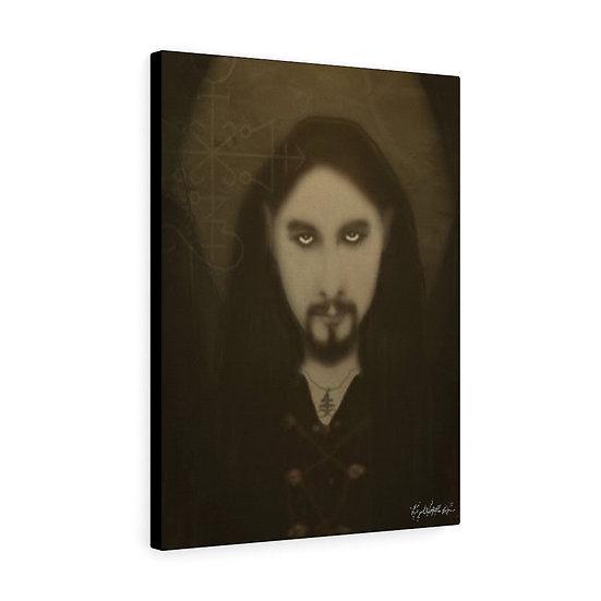 "Gothic Graffiti™ ""Azazel"" on Canvas"