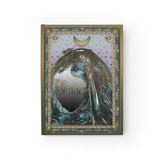 "Gothic Graffiti™ ""Vitae"" Ruled Line Journal"
