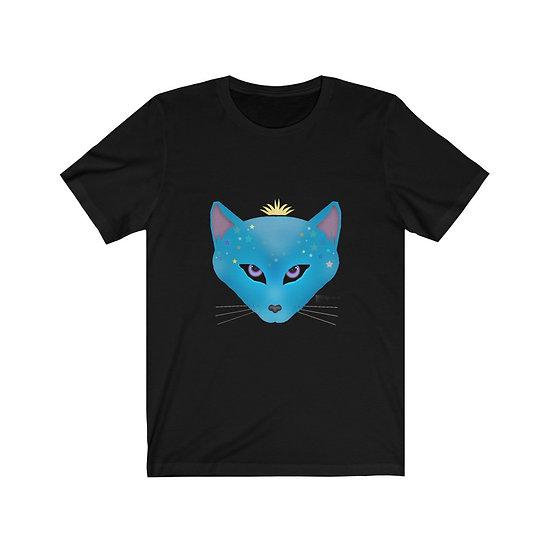Gothic Graffiti™ Cosmic Cat T-shirt
