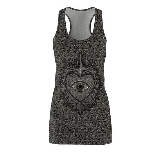 "Gothic Graffiti™ ""Locus & Lace"" Dress"