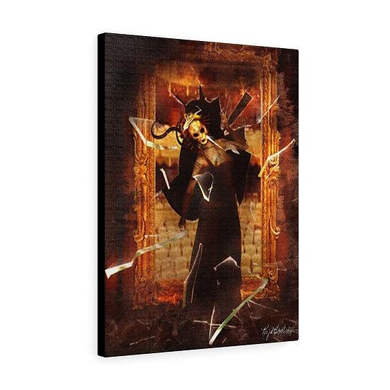 "Gothic Graffiti™ ""Aria"" on Canvas"