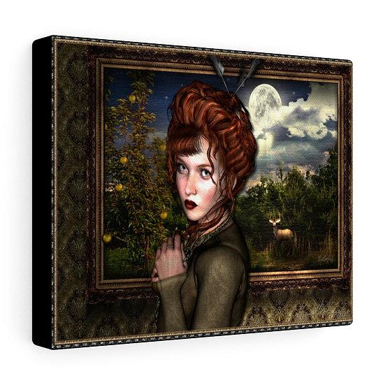 "Gothic Graffiti™ ""Artemis"" on Canvas"