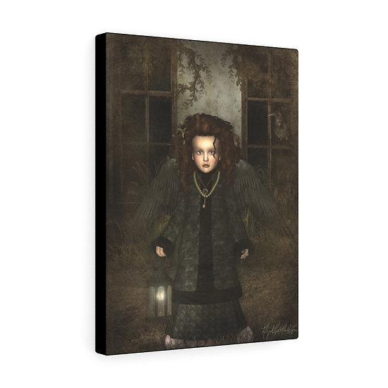 "Gothic Graffiti™ ""Nest"" on Canvas"
