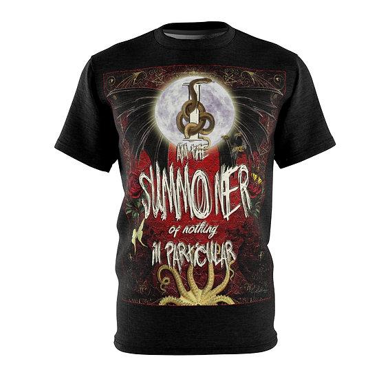 """Summoner of Nothing in Particular"" Unisex T-shirt"