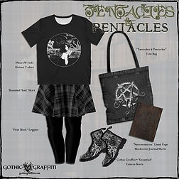tentacles & pentacles outfit promo 90dpi