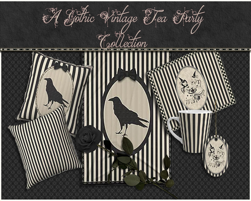 A Gothic Vintage Tea Party Collection.jp