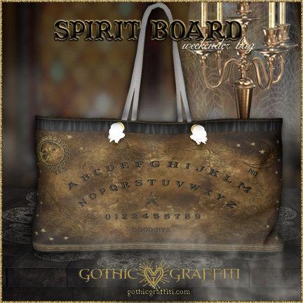 """""""Spirit Board"""" Weekender Bag"""
