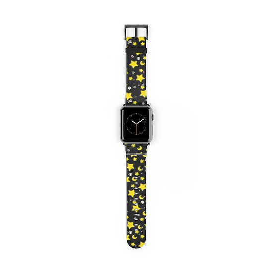 "Gothic Graffiti™ ""Kitty Majik"" Watch Band"