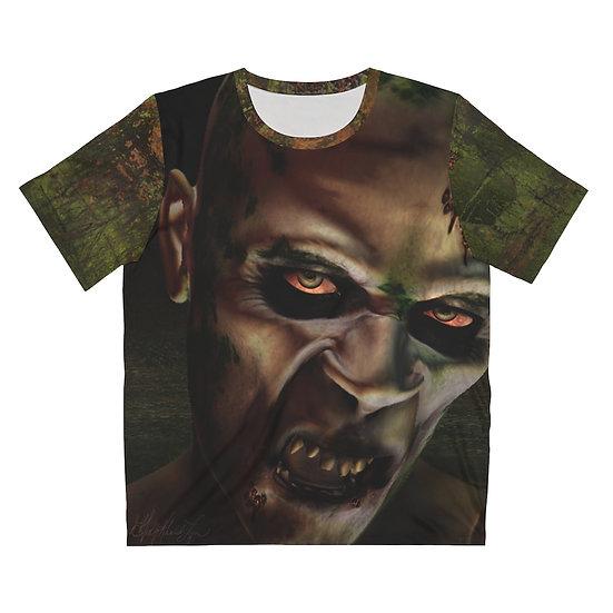 """Zombie"" Unisex Art T-Shirt"