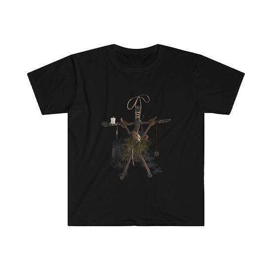 """Witch Sticks"" Unisex Softstyle T-Shirt"