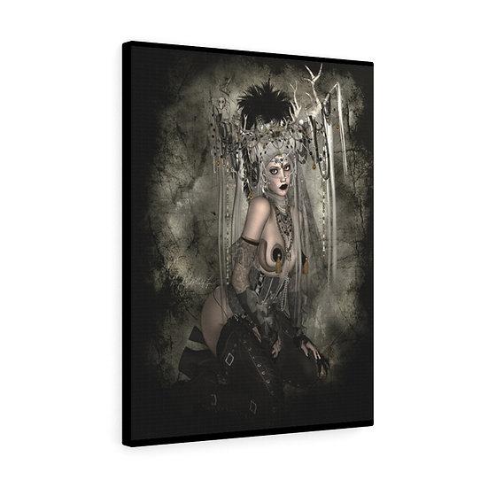 "Gothic Graffiti™ ""Forest Bride"" on Canvas"