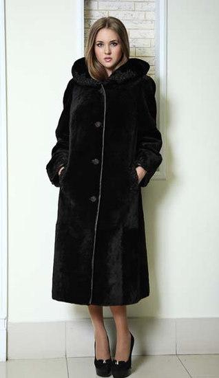 Мутон - 181 (пальто)