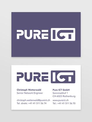 Pure ICT