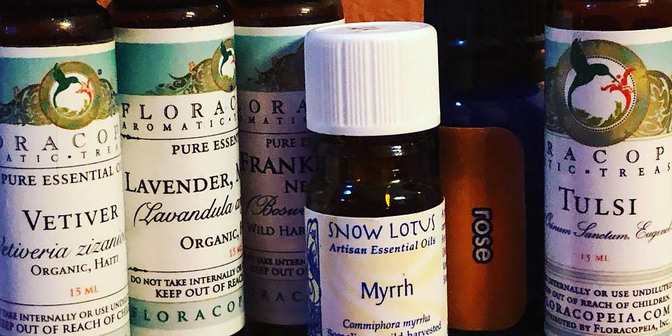 May IN-STUDIO Restorative Aroma Yoga