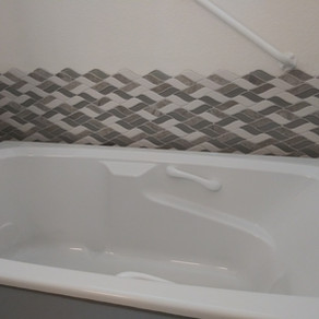 United Tile Studio S Aria Steamy Knight Kelp Mosaic