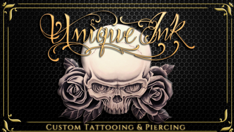 Unique Ink Custom Tattooing and Piercing