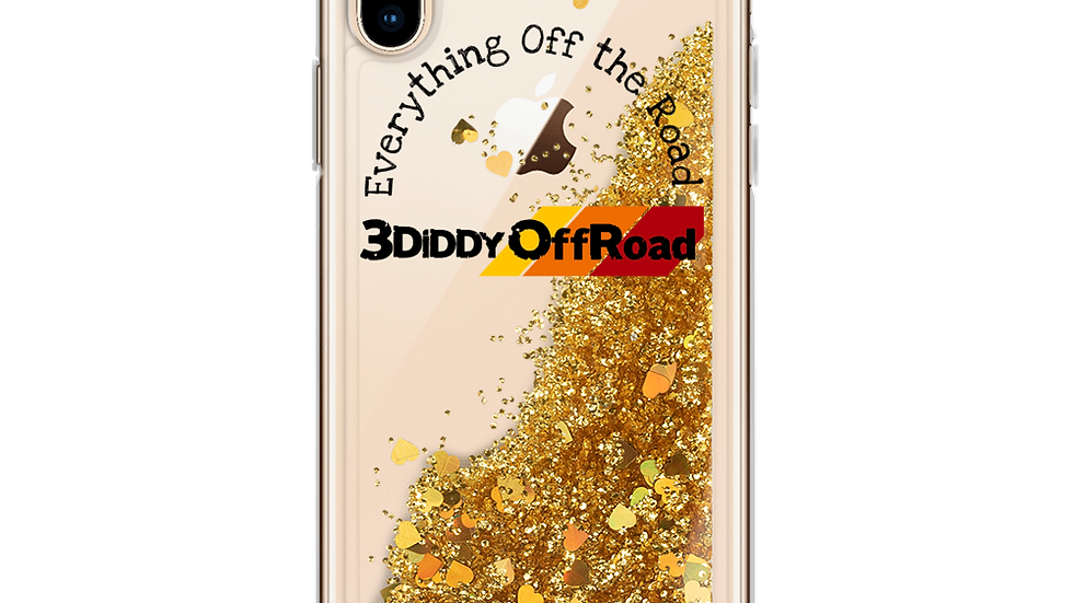 3DiDDy OffRoad Liquid Glitter Phone Case