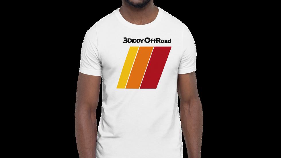 3DiDDy OffRoad Team Short-Sleeve Unisex T-Shirt