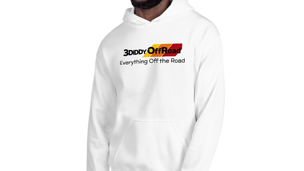 3DiDDy OffRoad - Everything Off the Road Hoodie
