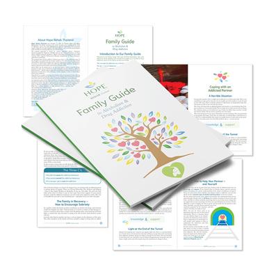 Family Guide - Hope Rehab Thailand