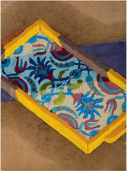 A Tray from Hemali