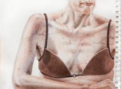 brown bra