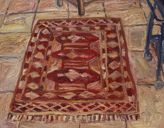 Flying carpet,
