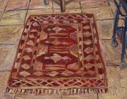 Flying carpet,