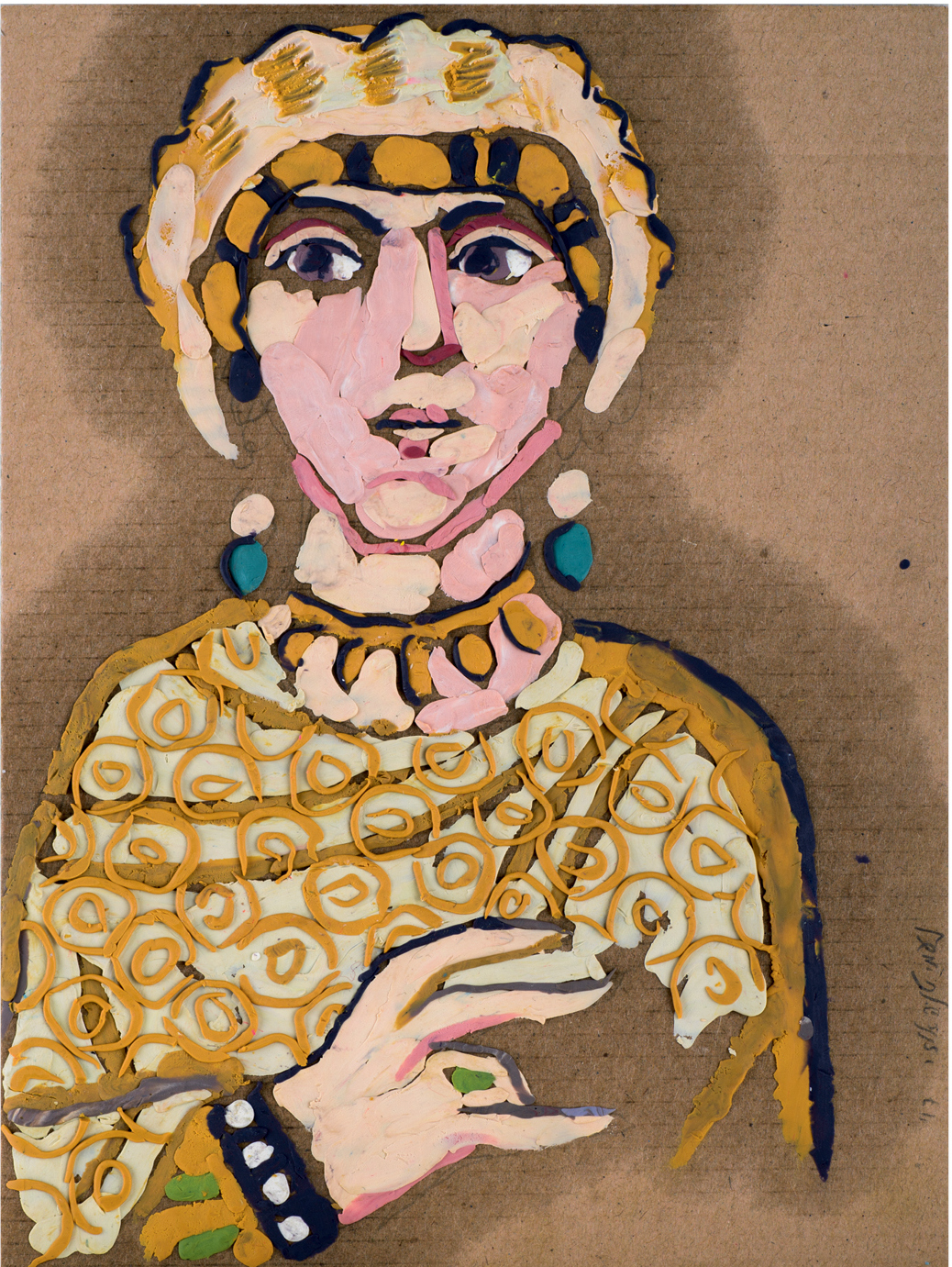 The Empresse's Attendant