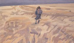 girl running #2