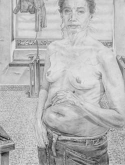 torso nude