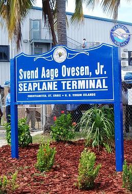 Ovesen  Seaplane Terminal