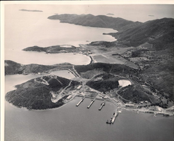 Old Crown Bay Military Port