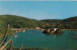 1966 Creek and National Park Dock
