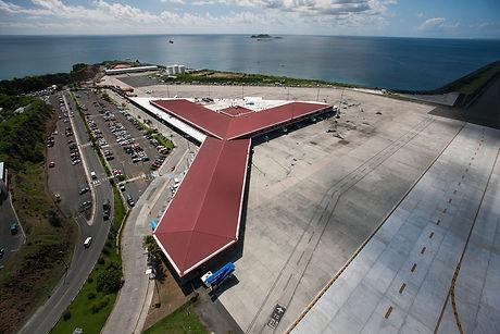 Cyril E. King Airport Terminal