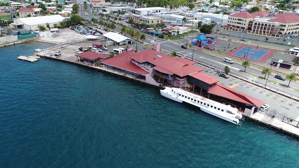 Edward W Blyden Marine Terminal