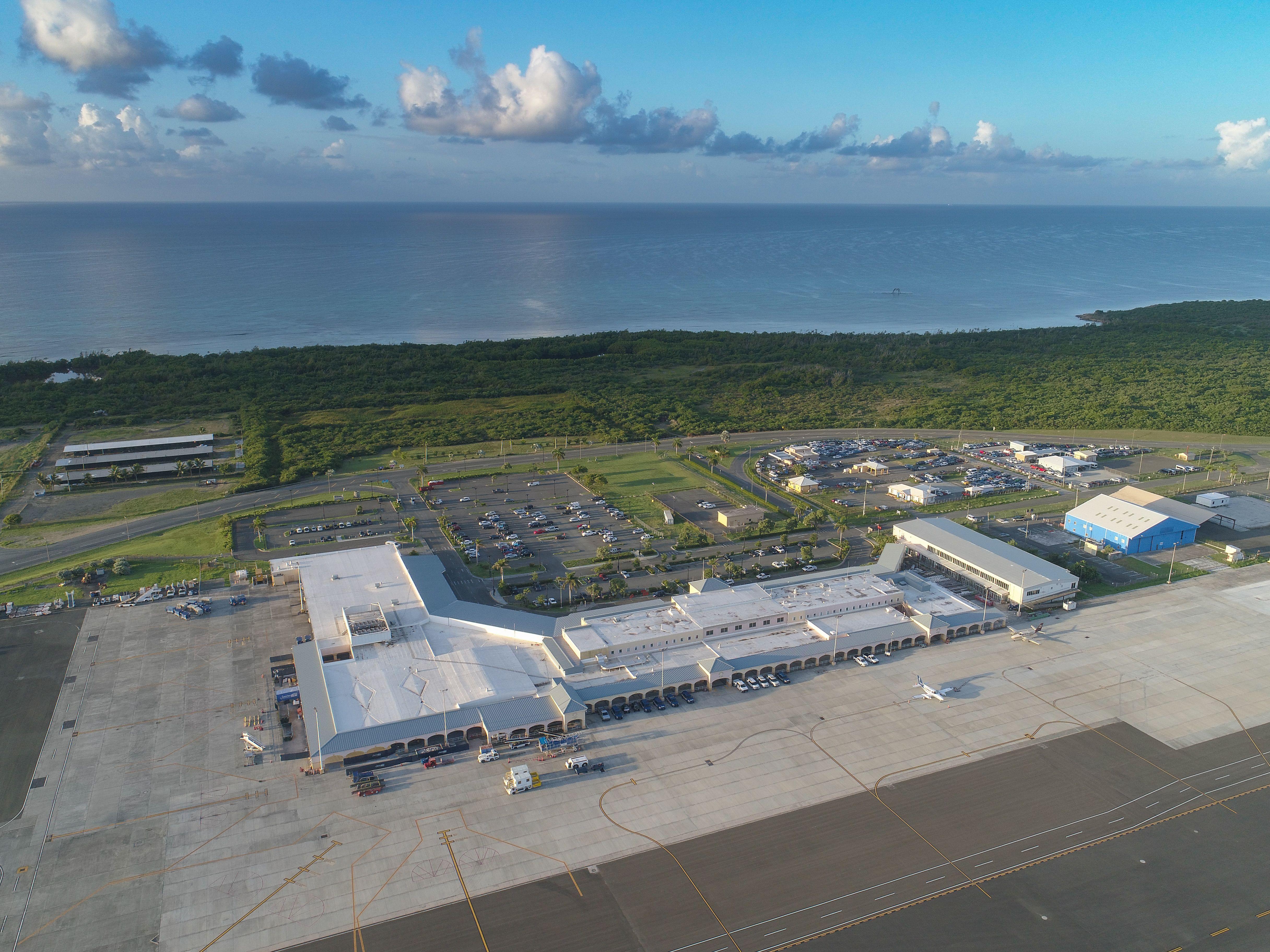 Henry E. Rohlsen Airport, St. Croix