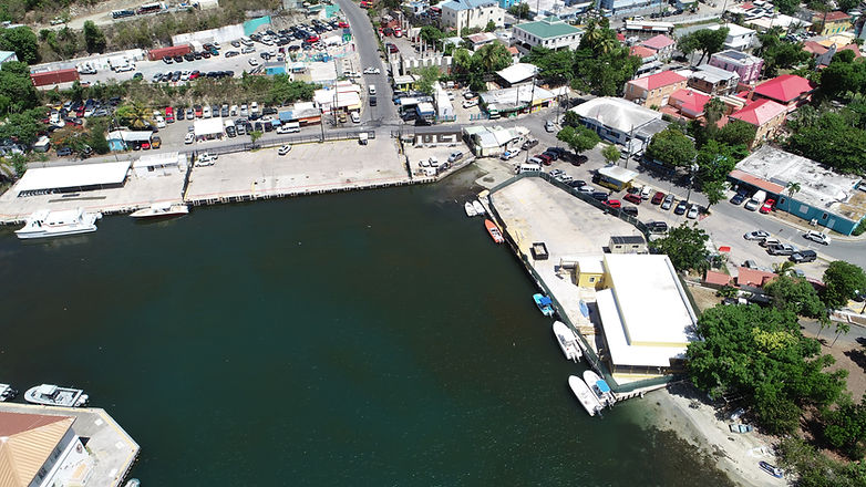 Victor Sewer Marine Facility