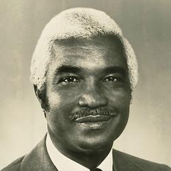 Governor Cyril E. King