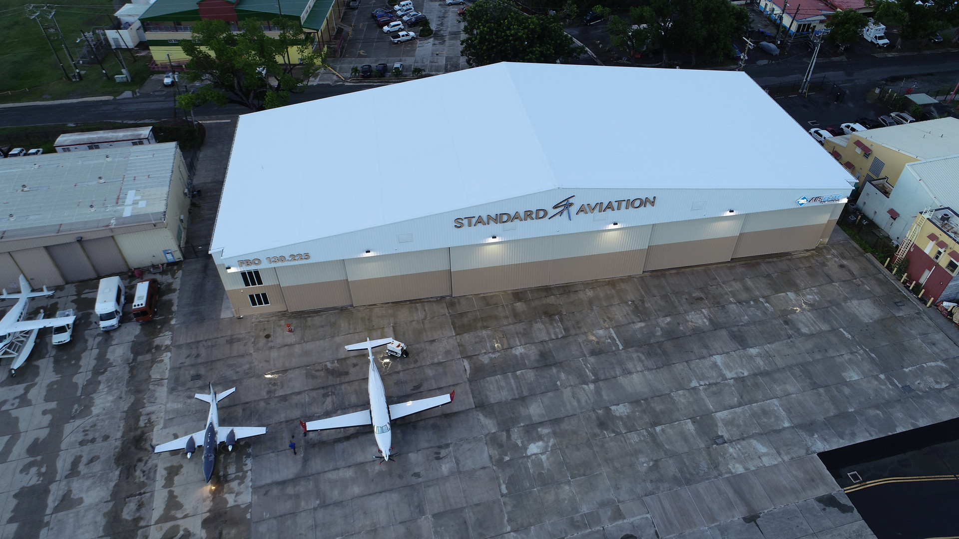 Standard Aviation Hangar
