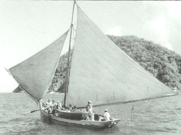 St. John Ferry 1949