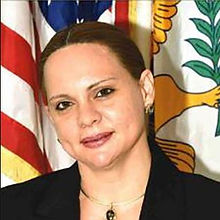 Attorney Catherine Hendry