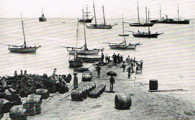 1920 St. Croix Harbor