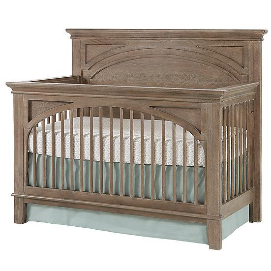 Leland Convertible Crib | Sandwash
