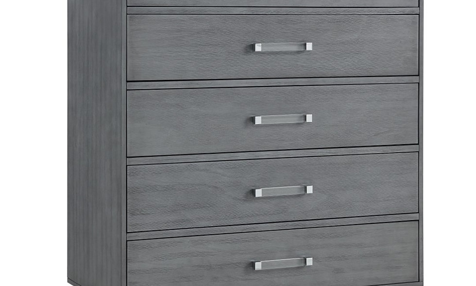 Holland - Cloud Gray 5 Drawer Chest